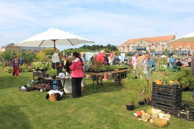 fête des jardins naturels - Association Hirondelle